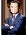 海立方多元化娱乐城集团董事长王健林