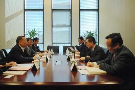 Vice-Governor of Liaoning Visits Wanda