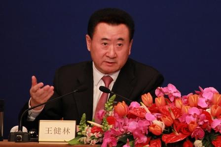 Wanda's Sales Revenue Exceeded RMB 100 Billion in 2011