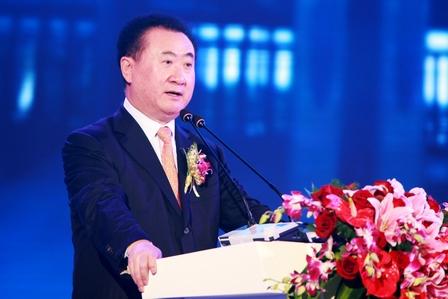 Grand Opening of Taizhou Wanda Plaza