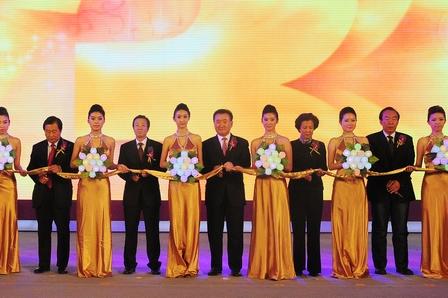 Grand opening of Daqing Saertu Wanda Plaza