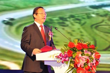 Langfang Wanda Plaza Held Opening Ceremony