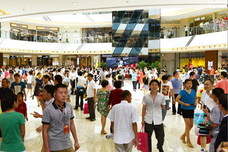 Wanda opens new plaza in Dongguan