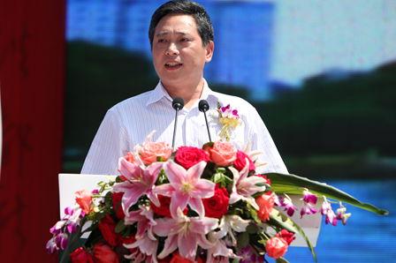 Nanchang Wanda Cultural Tourism City breaks ground