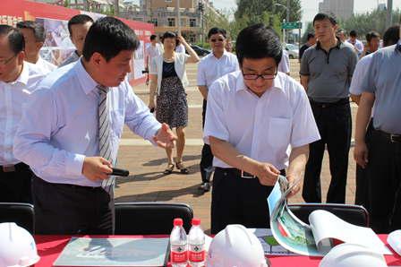 Harbin Party Secretary visits cultural tourism city
