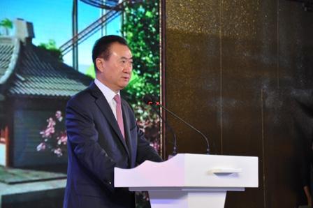 Wanda to build cultural tourism city in Hefei