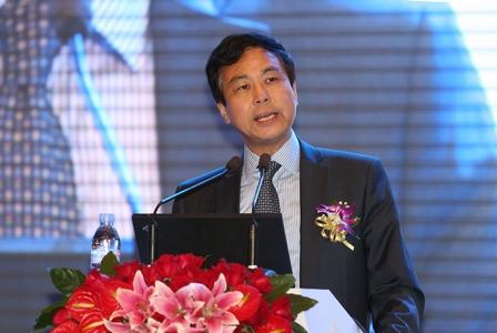 """王健林董事长出席""""2012万达商业年会"""" 百座万达广场集体亮相"""