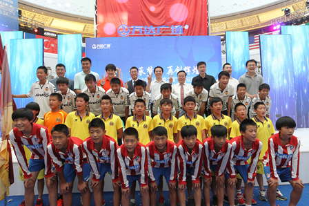 'Future Football Stars' to leave for Spain in Sept