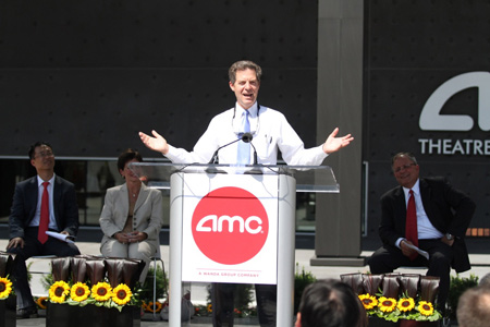 AMC holds opening ceremony for new headquarters