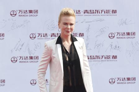 Stars grace Qingdao Oriental Movie Metropolis launching ceremony