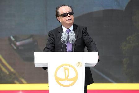 中國影協主席李前寬:東方影都代表電影產業最高水平