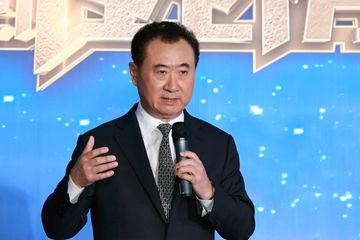 王健林董事长