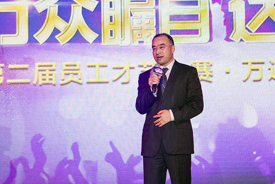 尹海副總裁:萬達好聲音活動超出預期