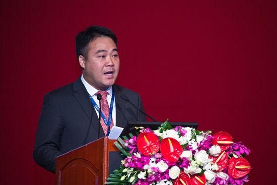 10月22日,青岛东方影都启动仪式表彰会在万达索菲特大饭店举行,这是