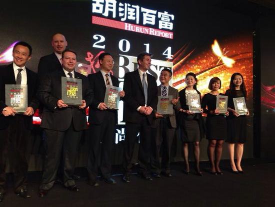 Wanda Hotels & Resorts wins Hurun Best of The Best Awards