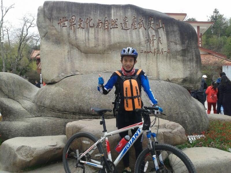 武夷山/春节单车骑行武夷山。
