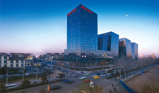 Wanda Realm Hotel opens in Langfang