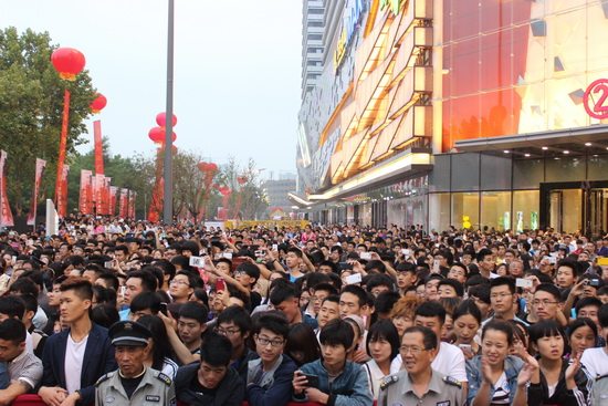 Wanda unveils landmark Wanda Plaza property in Weifang