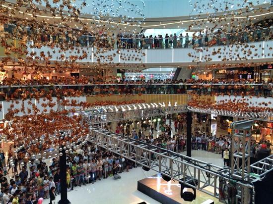 Wanda Group opens new plaza in Jinhua