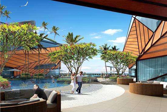 Landscape design proposal completed for gold coast wanda for Landscape design gold coast