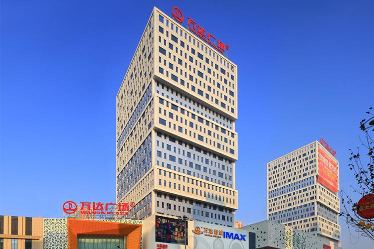 Dandong Wanda Plaza