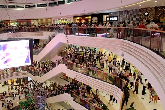 Wanda Group opens Jiaxing Wanda Plaza