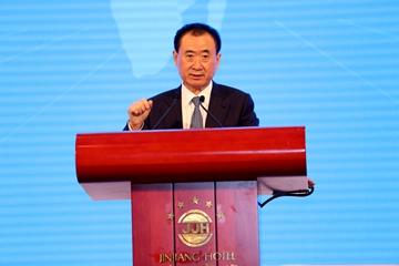 Wang Jianlin announces Wanda's tourism development strategy for 1st time