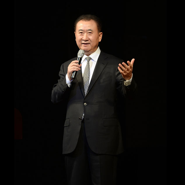 About Chairman Wang Jianlin