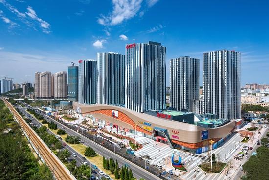 大连开发区万达广场盛大开业