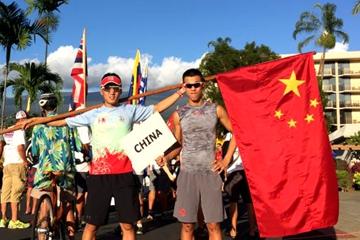 第36届铁人三项世锦赛迎来中国元素 万达闪亮夏威夷