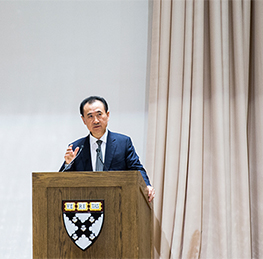 Transcript: Wang Jianlin delivers open lecture at Harva...