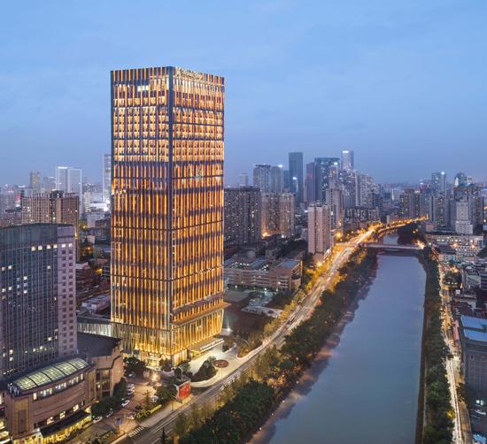 Wanda opens second Wanda Reign hotel in Chengdu