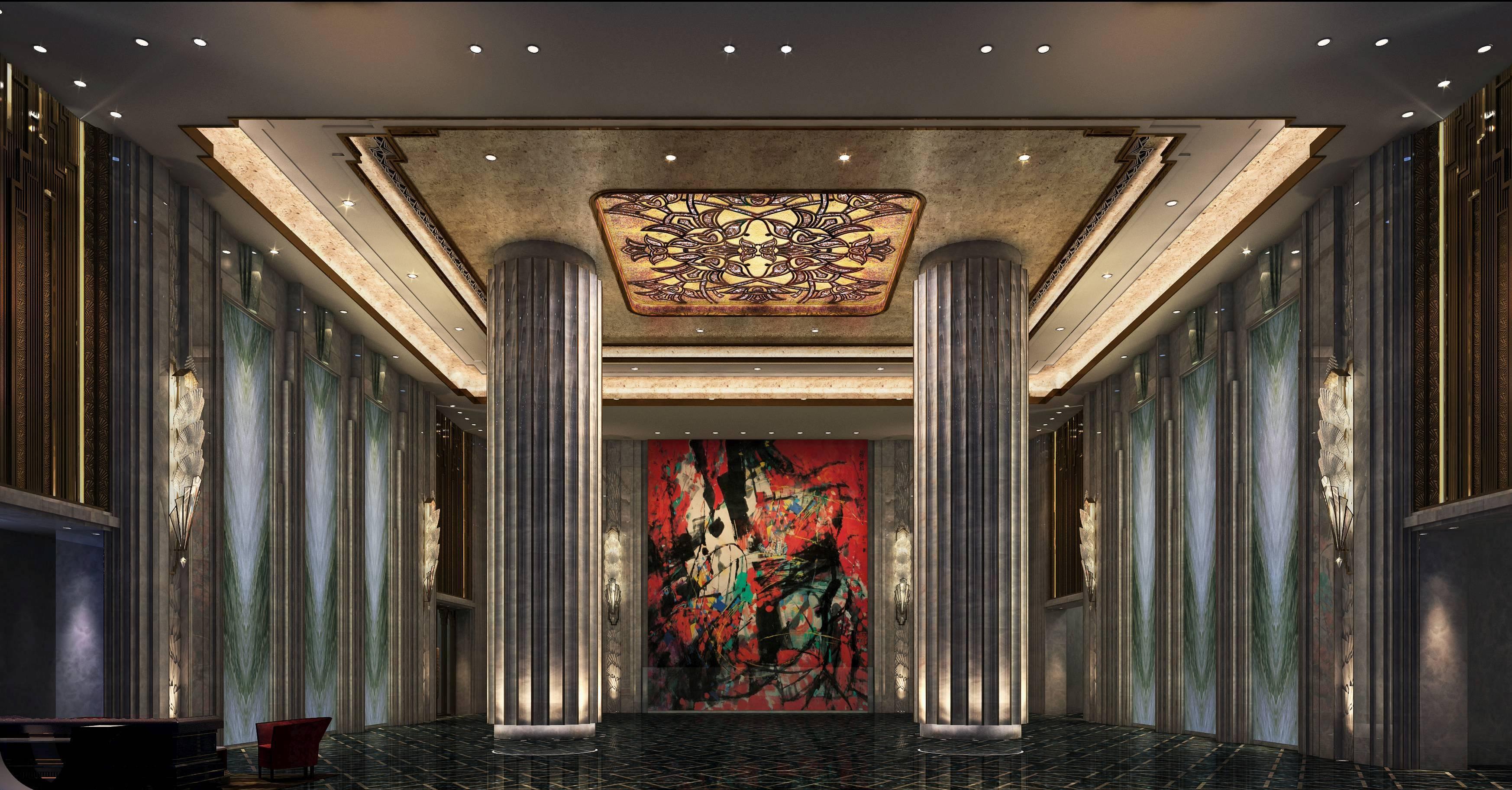 上海万达瑞华酒店荣登全球最佳新酒店榜单