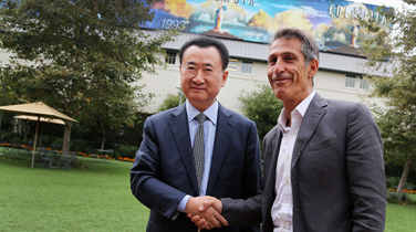 Dalian Wanda Group and Sony Pictures Enters into Multi-Picture Alliance
