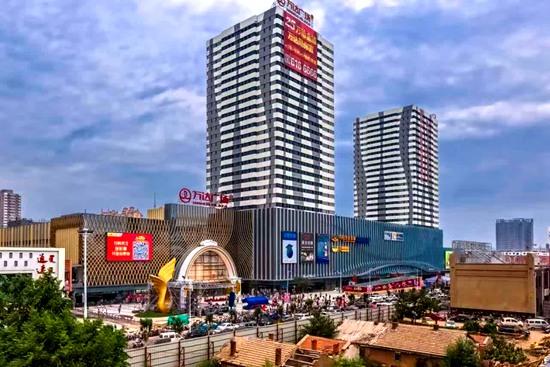 Tongliao Wanda Plaza Opens in Inner Mongolia