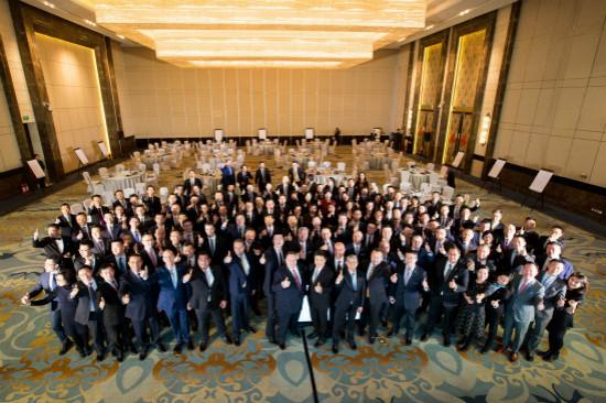 酒管公司召开2016年第四季度总经理会