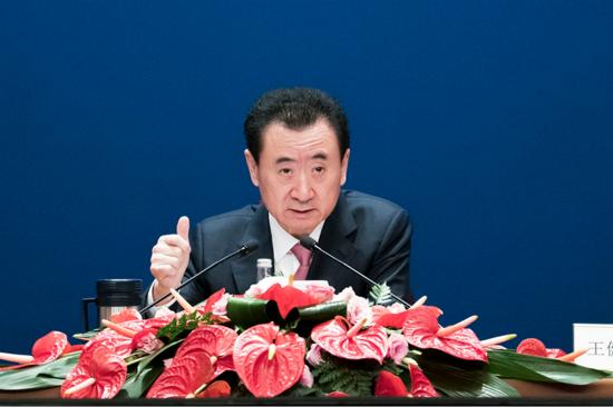 王健林董事长作2016年集团工作报告