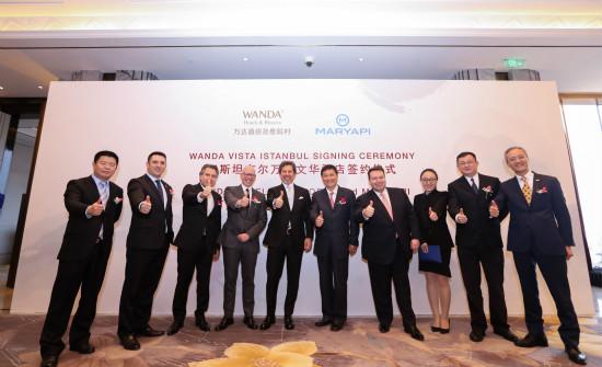 Wanda Signs Istanbul Vista Hotel Agreement