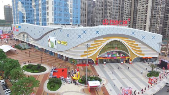 Jiangnan Wanda Plaza in Nanning Opens for Business