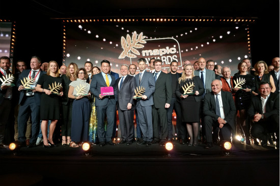 Wanda Commercial Management Receives 'Partnership Award' on MAPIC