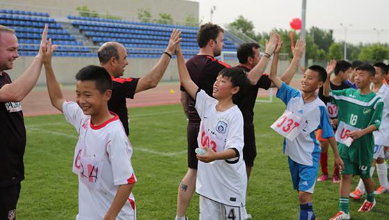 "Dalian Wanda Group Brings Chinese ""Rising Stars"" to the FIFA World Cup"