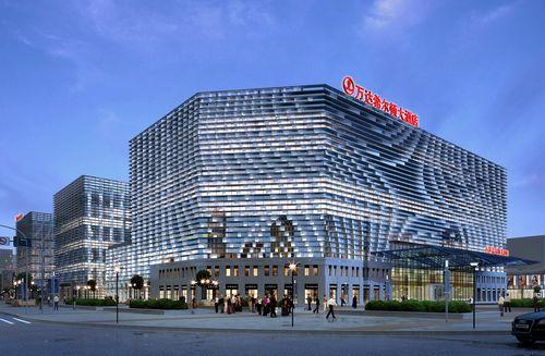 Guangzhou Wanda Hilton Hotel