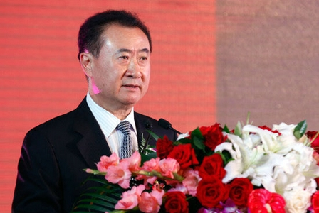 Chairman Attends China Times 5th Anniversary