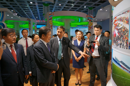 Wanda signs deals with Hebei cities at trade fair