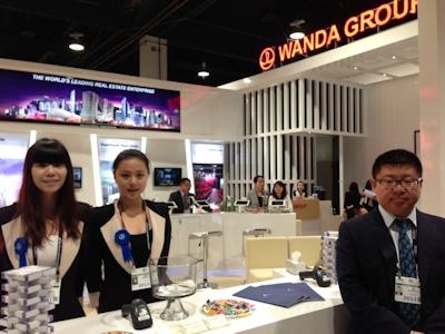 Wanda debuts at ReCon2013 in Las Vegas