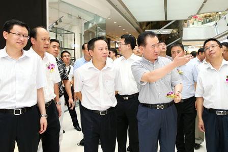 东莞长安万达广场盛大开业 中心商业旗舰扬帆起航