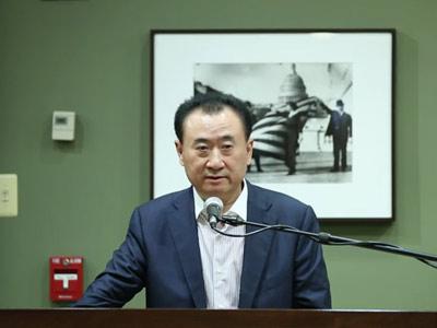 王健林董事长哈佛大学演讲