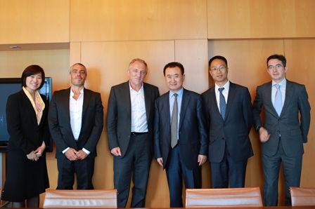 赴歐代表團首站到訪法國LVMH和開云集團