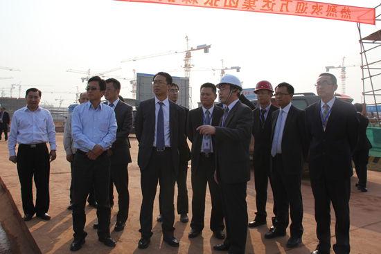 文化集團執行總裁張霖赴南昌檢查指導工作