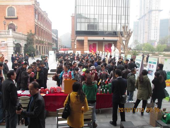 武漢中央文化區舉辦消防宣傳活動 全省唯一的消防坦克出動